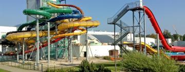 Аквапарк «Ливу»: отели поблизости