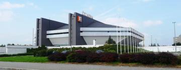 Ostrava Arena – hotely v okolí