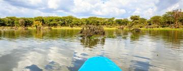 Hoteles cerca de Parque Nacional de Lago Naivasha