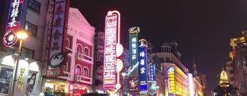 Пешеходная Восточная Нанкинская улица: отели поблизости