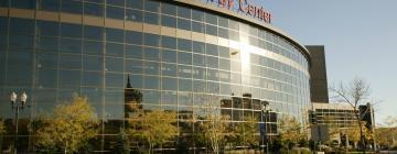Hotels near Xcel Energy Center