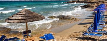 Hotell nära Spiaggia di Punta della Suina