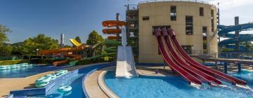 Hotels in de buurt van Ptuj-spa