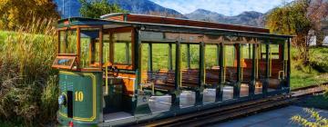 Hotels near Franschhoek Wine Tram