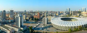 Hotels near Olympic Stadium