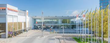 Hotéis perto de: Centro de Convenções Stockholmsmässan