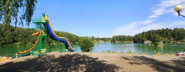 Озеро Ая: отели поблизости