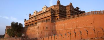 Hotels near Junagarh Fort
