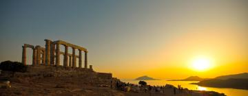 Hotels near Temple of Poseidon