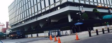 US Botschaft in Mexiko: Hotels in der Nähe