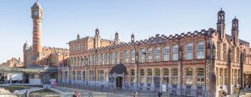 Hotels near Gent-Sint-Pieters Train Station