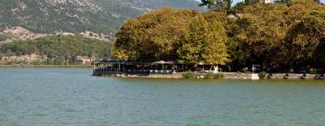 Hotels near Ioannina Lake