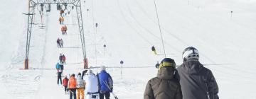 Hotels near Pilio Ski Resort