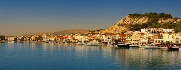 Hotels near Port of Zakynthos