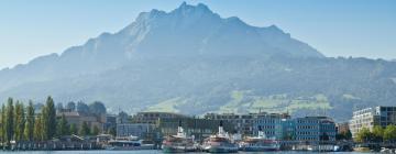 Hotels near Mount Pilatus