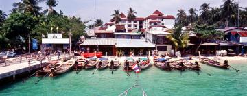 Hotels near Ton Sai Pier