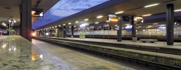 Hotell nära Pescara järnvägsstation