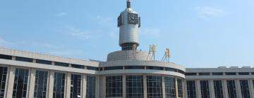 天津駅周辺のホテル