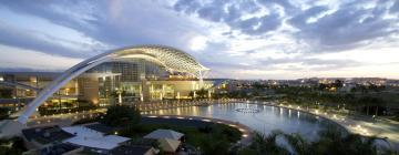 Puerto Riko konferencijų centras: viešbučiai netoliese