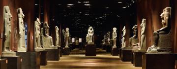 Hotell nära Egyptiska museet i Turin
