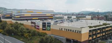 Centro Commerciale Le Terrazze: hotel