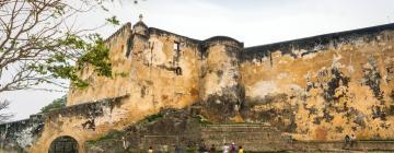 Hotels near Fort Jesus