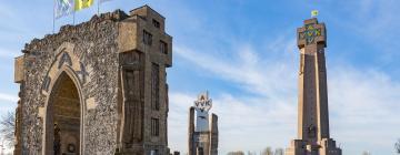 Yser Tower: отели поблизости
