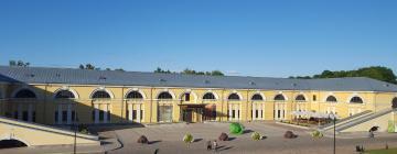 Hotellid huviväärsuse Mark Rothko Art Centre lähedal