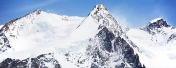Hotels near Dufour Peak