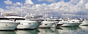 Hotels near Sailfish Club Marina