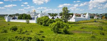 Hotels near Suzdal Kremlin
