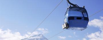Hotels near Olympe 1 Ski Lift
