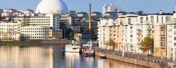 Hotels near Ericsson Globe