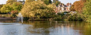 Hotels near Bletchley Park