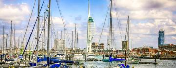 Hotels near Portsmouth Harbour