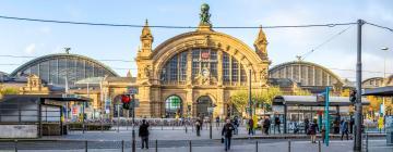 Hotels near Frankfurt Central Station