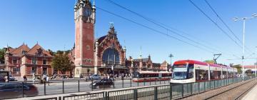 Hotele w pobliżu miejsca Dworzec PKP Gdańsk Główny