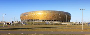 Hotel berdekatan dengan Stadium Energa Gdansk