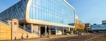 Hotels near Poznan Central Train Station