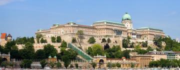 Hotelek a Budavári Palota közelében