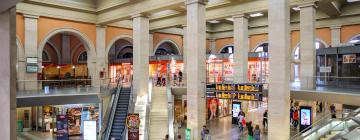 Hotels near Porta Nuova Train Station