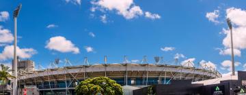 Hotéis perto de: Recinto de Críquete de Brisbane - The Gabba