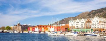 Bryggen: Hotels in der Nähe