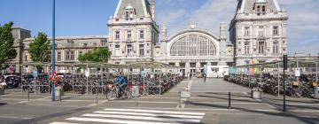 Hotels near Ostend Train Station
