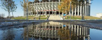 Hotels near National Stadium - National Arena