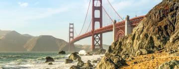 Mga hotel malapit sa Golden Gate Bridge