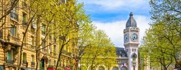 Hotels near Gare de Lyon