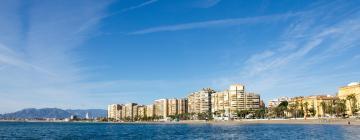 Hotels near Malagueta Beach