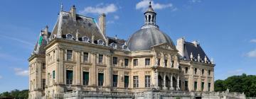Hôtels près de: Château de Vaux-le-Vicomte