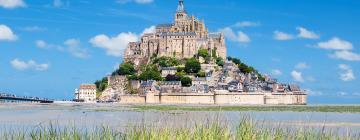 Hotels near Mont Saint Michel Abbey